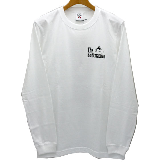 softmachine VARGAS L/S (L/S T-SHIRTS) : WHITE