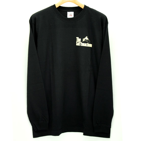 softmachine VARGAS L/S (L/S T-SHIRTS) : BLACK