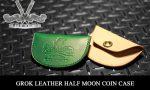 ポケットに丁度いい、GROK LEATHER新作コインケース